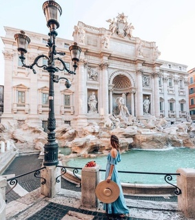 travelers, italy and girl