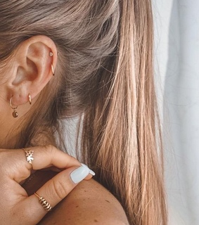 jewelry, ear and Piercings