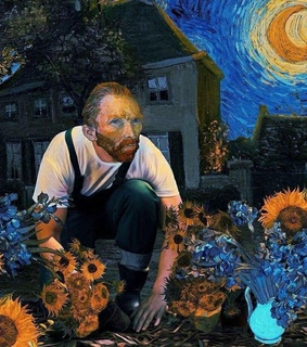 collection, escapism and van gogh