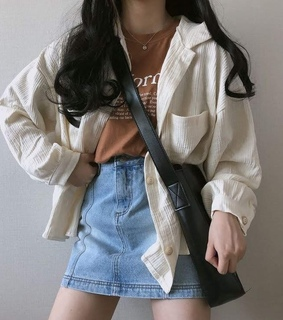 aesthetic outfits, casual and fashion
