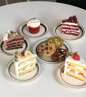 cakes, chocolate and Cookies