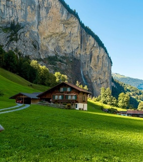 log cabin, architecture and mountain cabin
