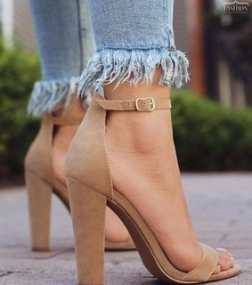 high heels, shoes and cute