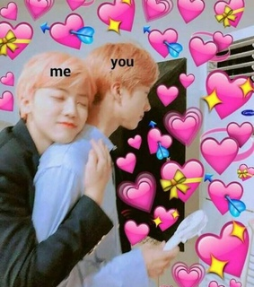 na jaemin, meme and heart meme