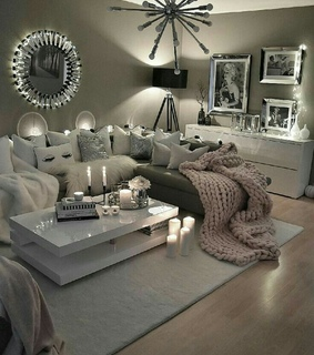 fabulous, grey and home decor