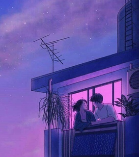 aesthetic, pink and lilac
