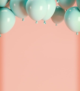 soft, balloon and aesthetic