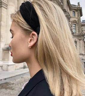 hairstyle, chic and lady