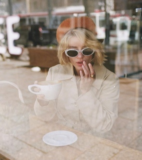 france, coffee and chic