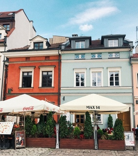 summer, Krakow and travel