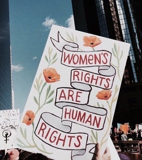 rights, girls and women