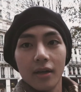 kim taehyung, low quality and v