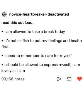 tumblr post, positivity and life
