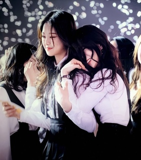 heejin, girlfriend and 2jin