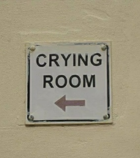 broken, crying and cry room