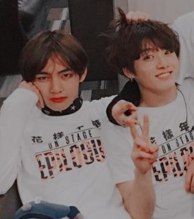 bts, taekook and icons