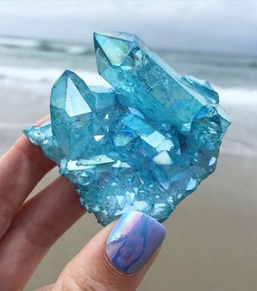 summer, crystal and inspiration