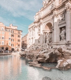 italy and rome