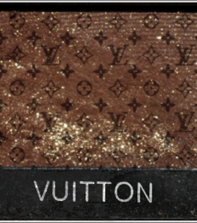 vuitton, aesthetic and gold
