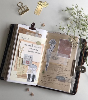 journal, soft and idea