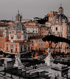 aesthetic, roma and travel