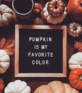 quotes, pumpkin and text