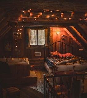 cozy, bedroom and fall