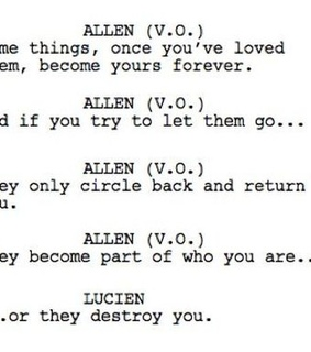 lucien, allen geinsberg and kill your darlings