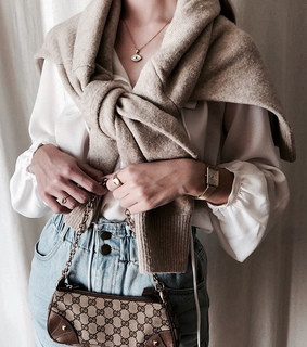 expensive, glam and chic