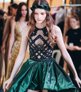 jean baptiste soulliat, runway and Couture