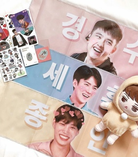 theme, doll and fansite goods