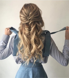 blonde, inspiration and colors