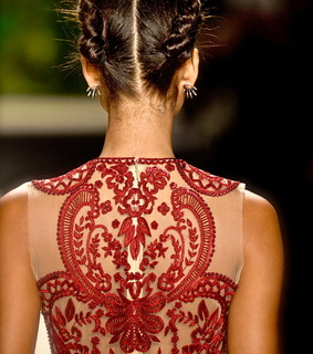 naeem khan, New York Fashion Week and princess