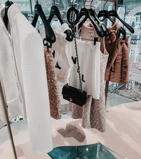 chanel, jackets and store