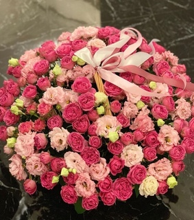 rose, luxury and flower bouquet