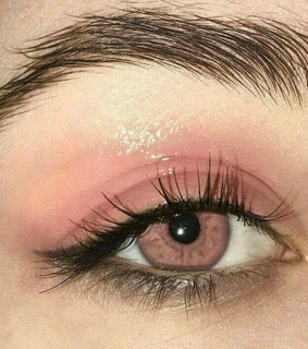 eyes, beauty and red makeup