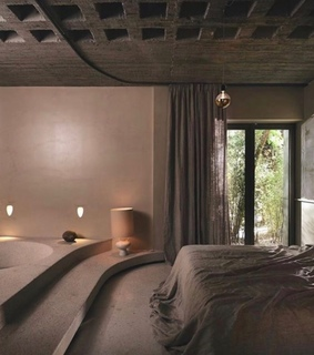 room, hotel and design