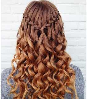 braids, hairstyle and hair color
