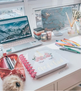 soft, journals and school things