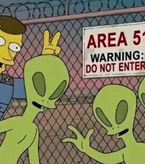 aliens, funny and police