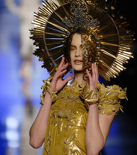 runway, haute couture and madelaine hjört