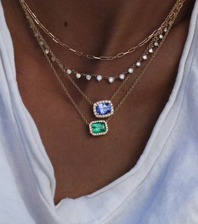 necklace, girly and jewelry