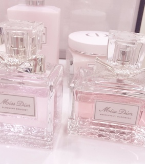 miss dior, pastel pink and princessy