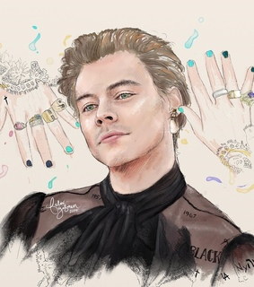 drawings, hq and harrystyles