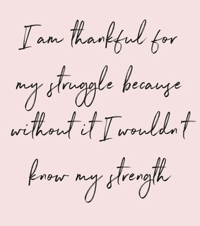 goals, affirmation and thankful