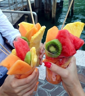 fruit, yummy and tumblr