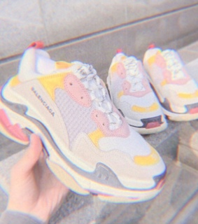 pastel, soft and shoes
