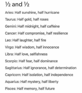 signs, zodiac and astrology