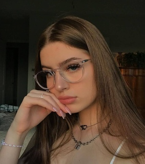 pretty, gorgeous and glasses