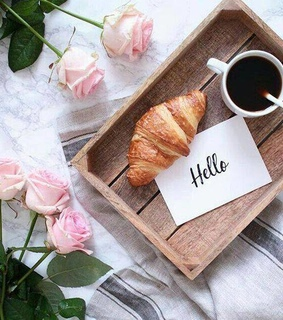 croissant, yummy and croissants